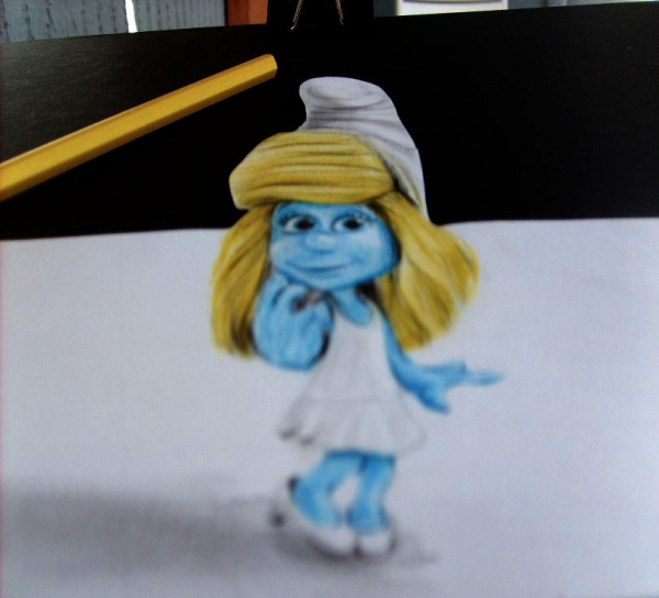 The Smurfs par cnidairia